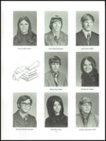 1973 Penn Highlands High School Yearbook Page 34 & 35