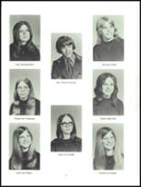 1973 Penn Highlands High School Yearbook Page 36 & 37