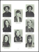 1973 Penn Highlands High School Yearbook Page 38 & 39