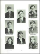 1973 Penn Highlands High School Yearbook Page 40 & 41