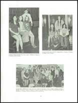 1973 Penn Highlands High School Yearbook Page 50 & 51