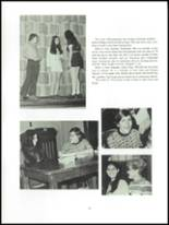 1973 Penn Highlands High School Yearbook Page 58 & 59