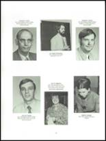 1973 Penn Highlands High School Yearbook Page 68 & 69