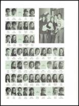 1973 Penn Highlands High School Yearbook Page 92 & 93