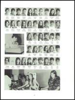 1973 Penn Highlands High School Yearbook Page 108 & 109