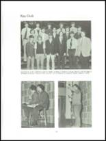1973 Penn Highlands High School Yearbook Page 128 & 129