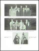 1973 Penn Highlands High School Yearbook Page 130 & 131