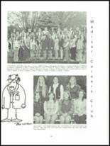 1973 Penn Highlands High School Yearbook Page 134 & 135