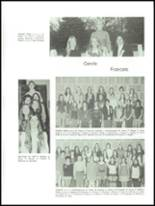 1973 Penn Highlands High School Yearbook Page 142 & 143