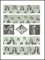 1973 Penn Highlands High School Yearbook Page 156 & 157