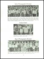 1973 Penn Highlands High School Yearbook Page 164 & 165