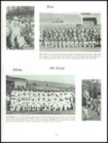 1973 Penn Highlands High School Yearbook Page 206 & 207