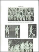 1973 Penn Highlands High School Yearbook Page 244 & 245