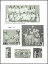 1973 Penn Highlands High School Yearbook Page 254 & 255