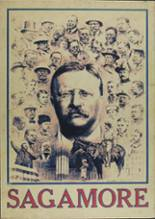 1974 Yearbook Theodore Roosevelt High School