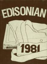 1981 Yearbook Edison Technical High School
