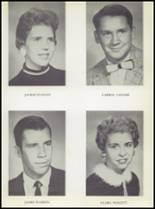 1957 Baird High School Yearbook Page 20 & 21