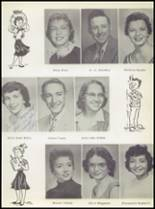 1957 Baird High School Yearbook Page 26 & 27