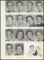 1957 Baird High School Yearbook Page 32 & 33