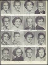 1957 Baird High School Yearbook Page 36 & 37