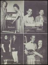 1957 Baird High School Yearbook Page 48 & 49