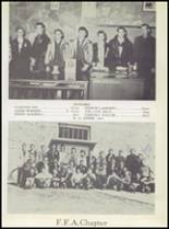 1957 Baird High School Yearbook Page 56 & 57