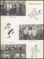 1957 Baird High School Yearbook Page 74 & 75