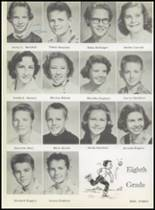 1957 Baird High School Yearbook Page 90 & 91