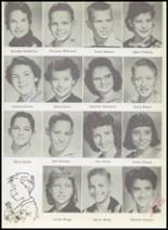 1957 Baird High School Yearbook Page 92 & 93