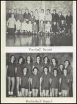 1957 Baird High School Yearbook Page 106 & 107