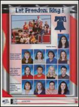 2002 Paden High School Yearbook Page 14 & 15