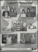 2002 Paden High School Yearbook Page 20 & 21