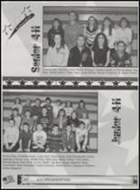 2002 Paden High School Yearbook Page 24 & 25