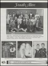 2002 Paden High School Yearbook Page 26 & 27