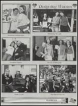 2002 Paden High School Yearbook Page 28 & 29