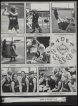 2002 Paden High School Yearbook Page 50 & 51