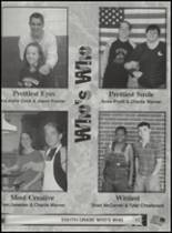 2002 Paden High School Yearbook Page 68 & 69