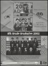 2002 Paden High School Yearbook Page 92 & 93