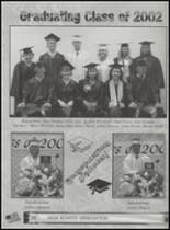 2002 Paden High School Yearbook Page 94 & 95