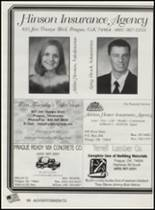 2002 Paden High School Yearbook Page 104 & 105