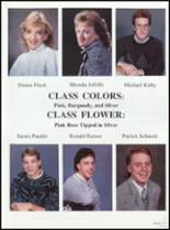 1989 Stratton High School Yearbook Page 22 & 23