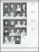 1989 Stratton High School Yearbook Page 32 & 33