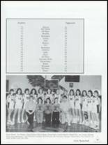 1989 Stratton High School Yearbook Page 42 & 43