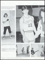 1989 Stratton High School Yearbook Page 58 & 59