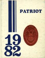 1982 Yearbook Patapsco High School