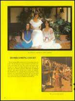 1980 Clyde High School Yearbook Page 16 & 17