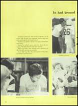 1980 Clyde High School Yearbook Page 18 & 19
