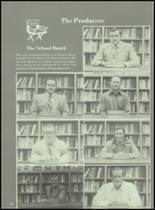 1980 Clyde High School Yearbook Page 22 & 23