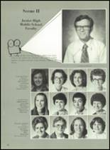 1980 Clyde High School Yearbook Page 26 & 27