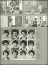 1980 Clyde High School Yearbook Page 28 & 29
